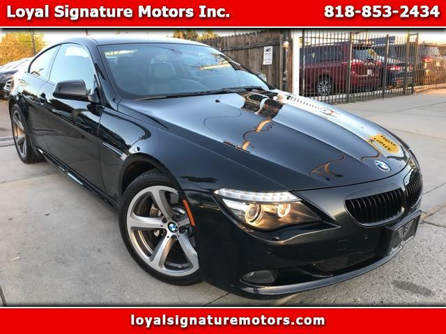 2010 Bmw 650i >> Used 2010 Bmw 6 Series 650i Coupe For Sale 16 995 Loyal