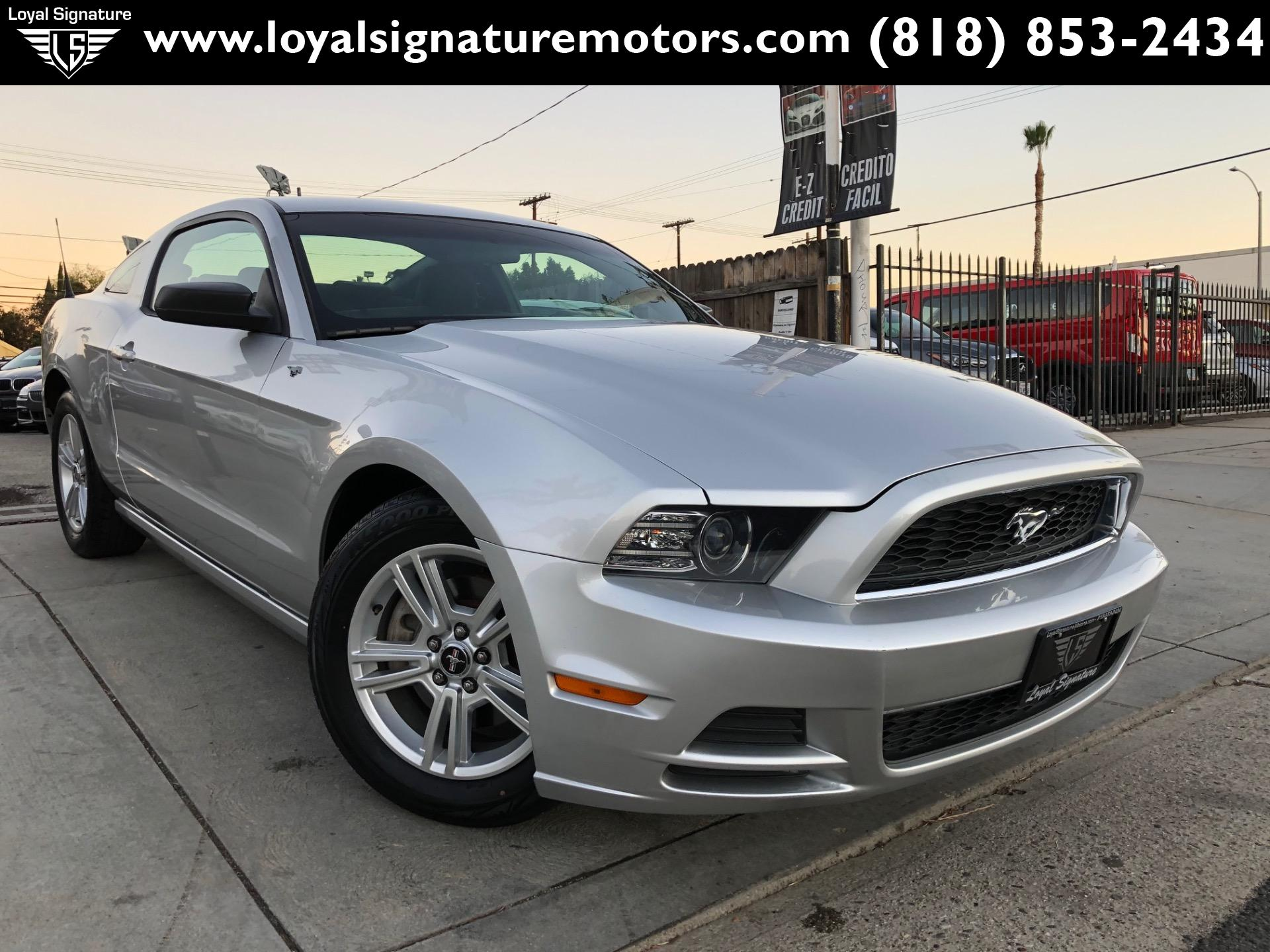Used 2014 Ford Mustang V6 Premium For Sale 10 995 Loyal