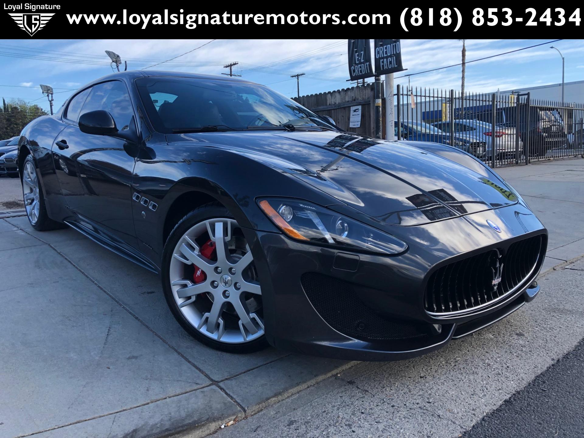 Used 2014 Maserati GranTurismo Sport | Van Nuys, CA