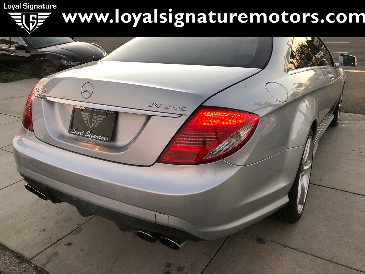 Used-2010-Mercedes-Benz-CL-Class-CL-63-AMG