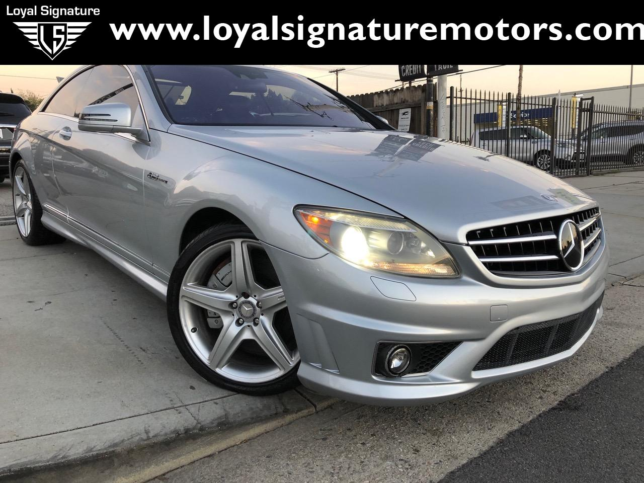 Used 2010 Mercedes-Benz CL-Class CL 63 AMG | Van Nuys, CA