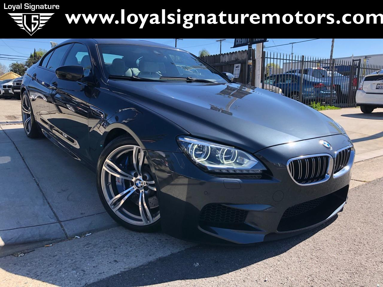 Used 2014 BMW M6 Gran Coupe | Van Nuys, CA