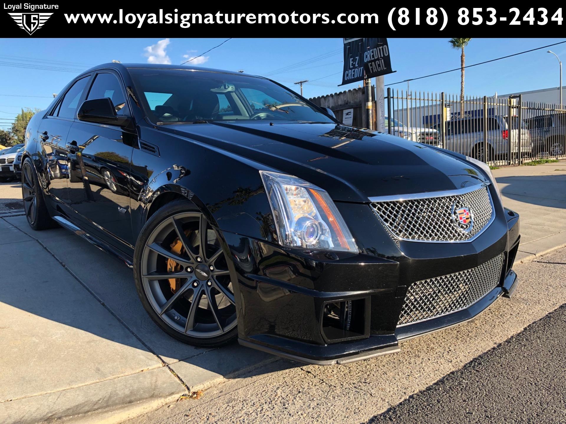 Cadillac Cts V Used >> Used 2009 Cadillac Cts V For Sale 29 995 Loyal