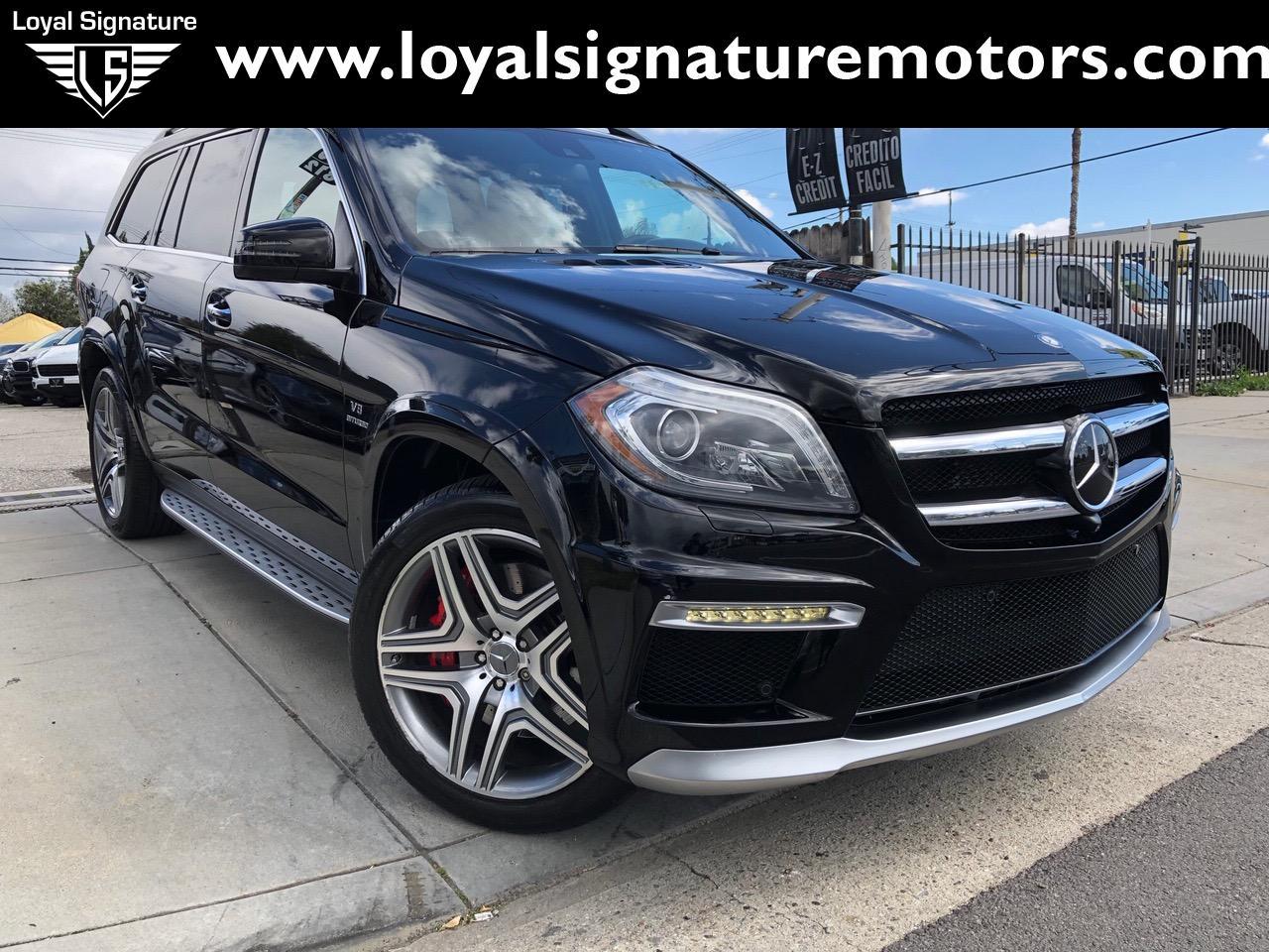 Used 2014 Mercedes-Benz GL-Class GL 63 AMG | Van Nuys, CA