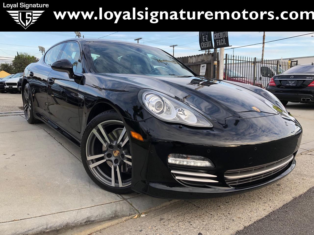 Used 2013 Porsche Panamera For Sale 33995 Loyal