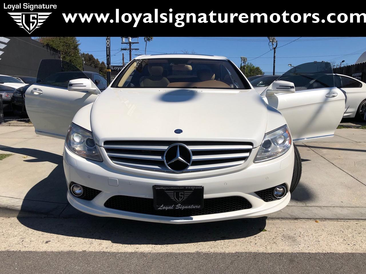 Used-2010-Mercedes-Benz-CL-Class-CL-550-4MATIC