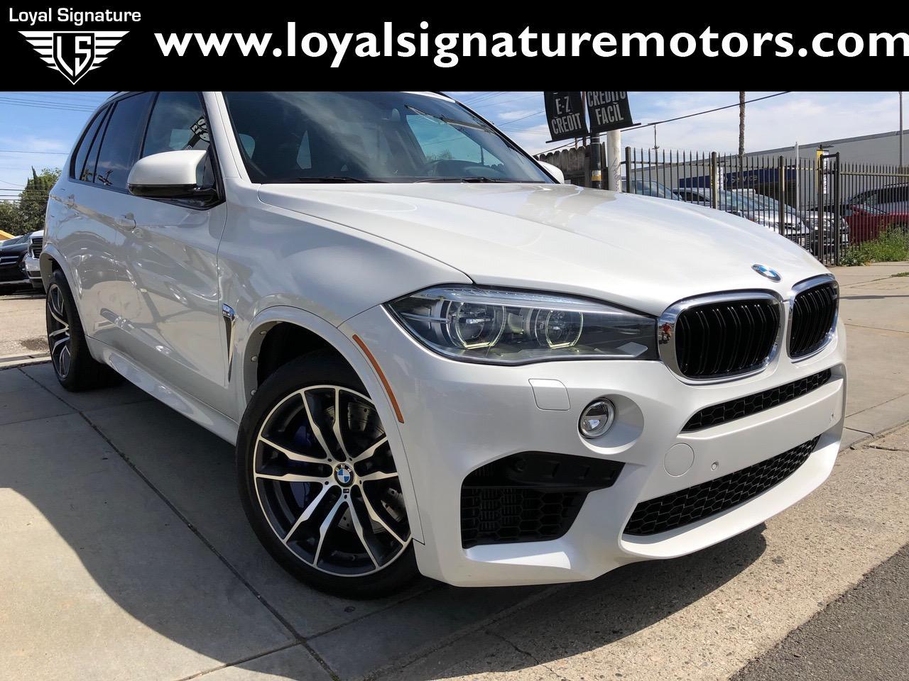 Used 2015 BMW X5 M  | Van Nuys, CA
