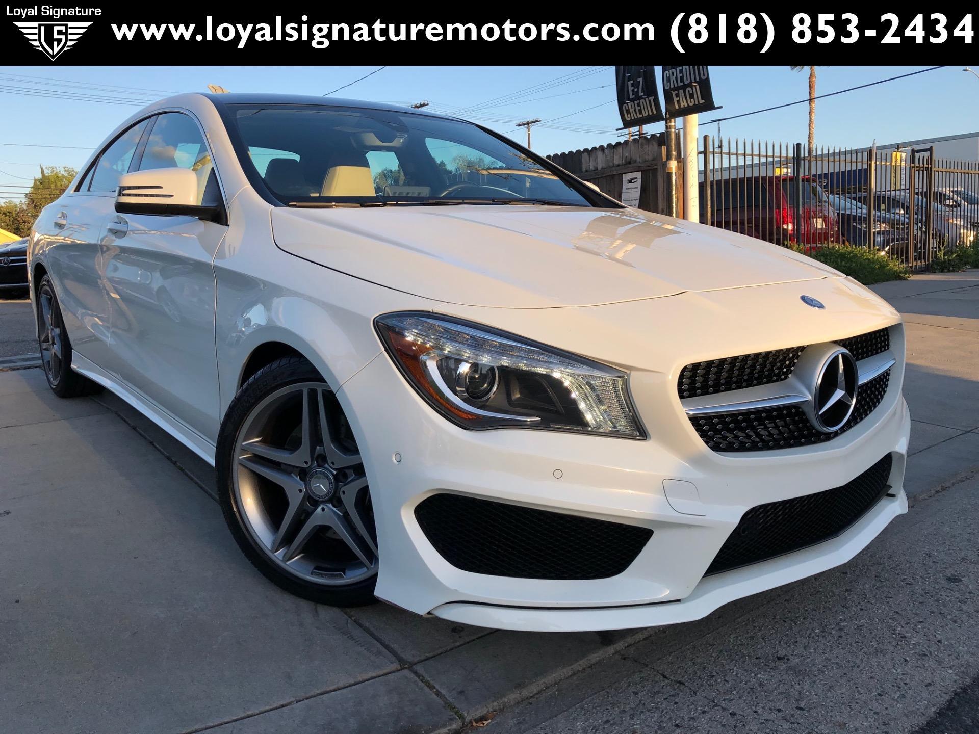 Used 2015 Mercedes-Benz CLA CLA 250 | Van Nuys, CA
