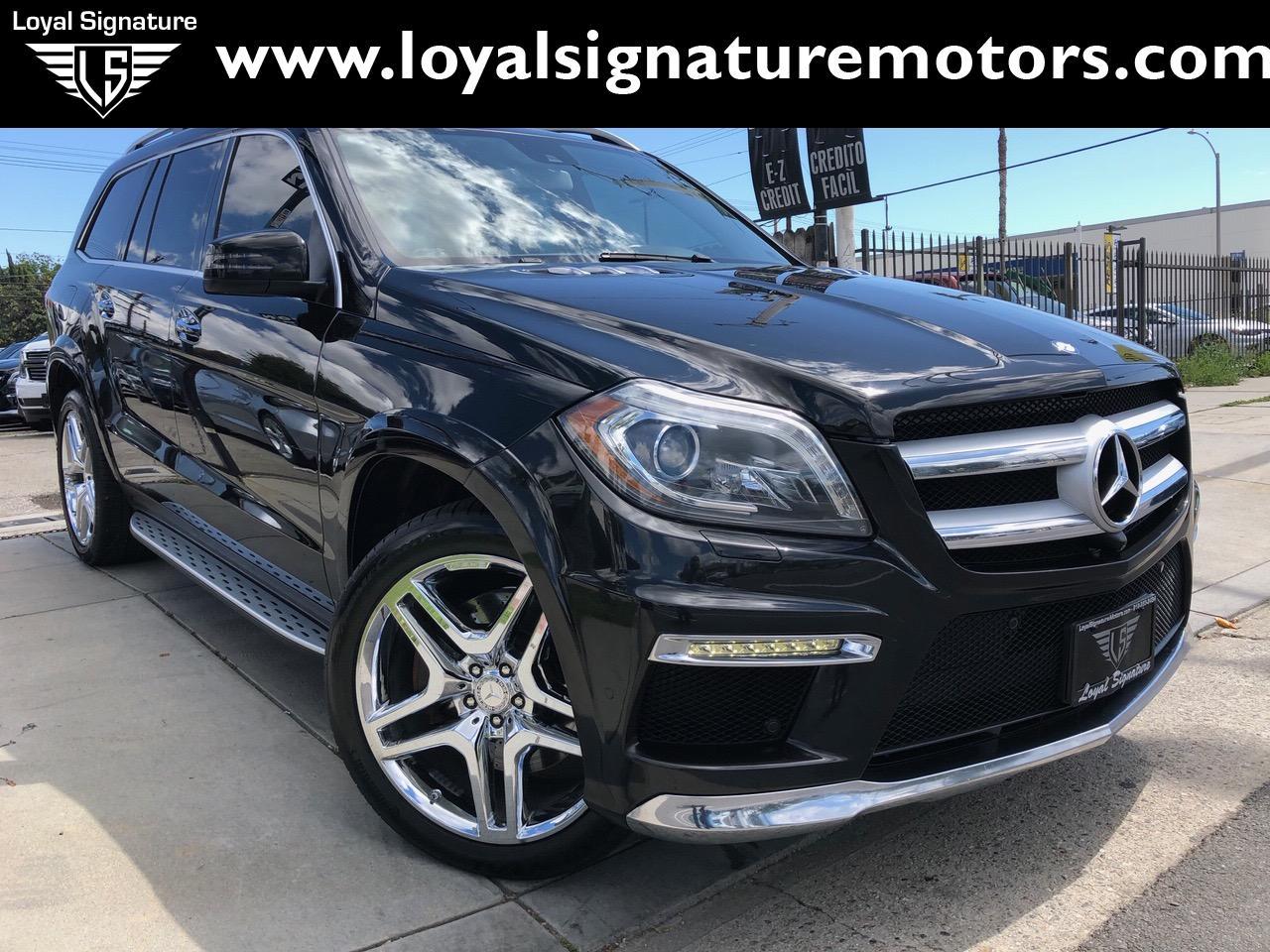 Used 2013 Mercedes-Benz GL-Class GL 550 4MATIC | Van Nuys, CA
