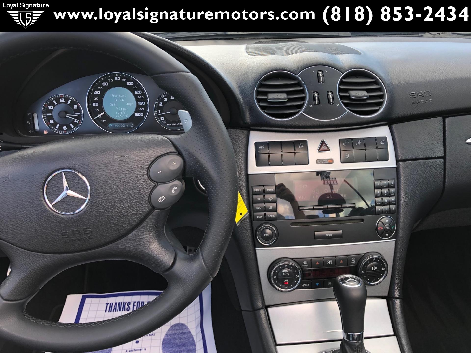 Used-2007-Mercedes-Benz-CLK-CLK-63-AMG