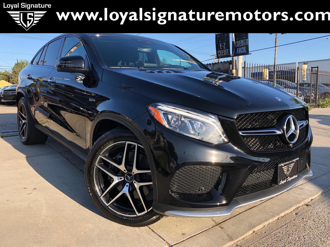 Used 2017 Mercedes-Benz GLE AMG GLE 43 | Van Nuys, CA
