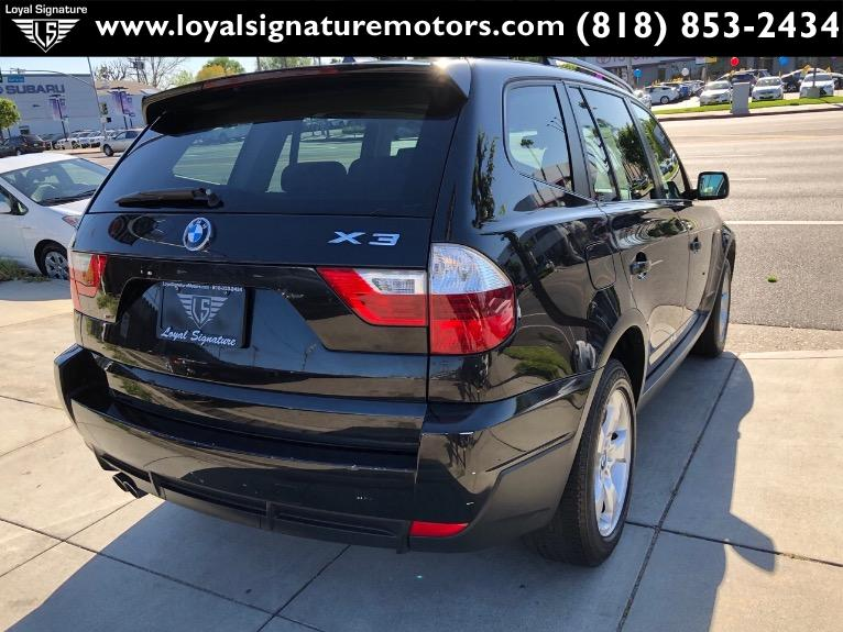 Used-2007-BMW-X3-30si