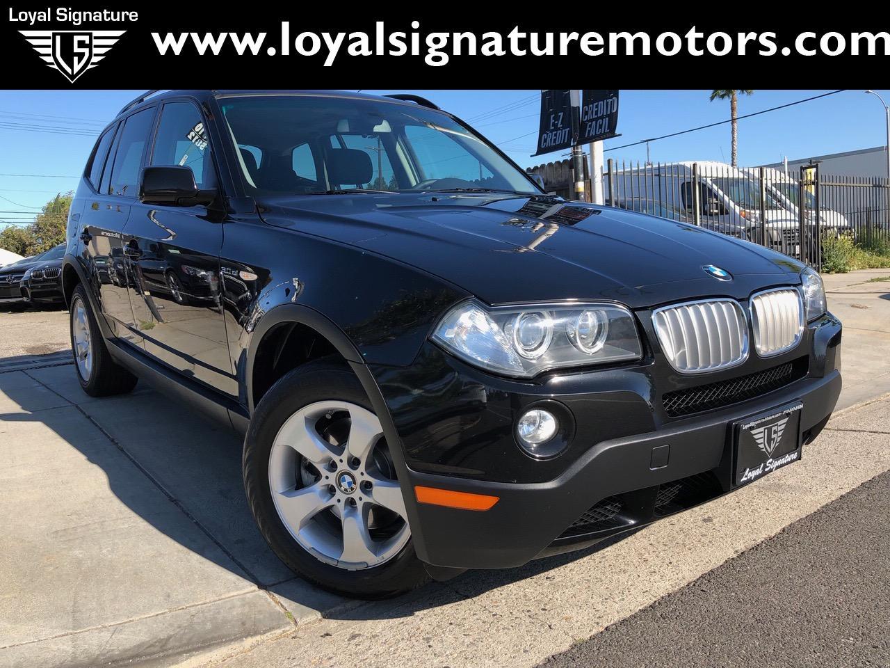 Used 2007 BMW X3 3.0si | Van Nuys, CA
