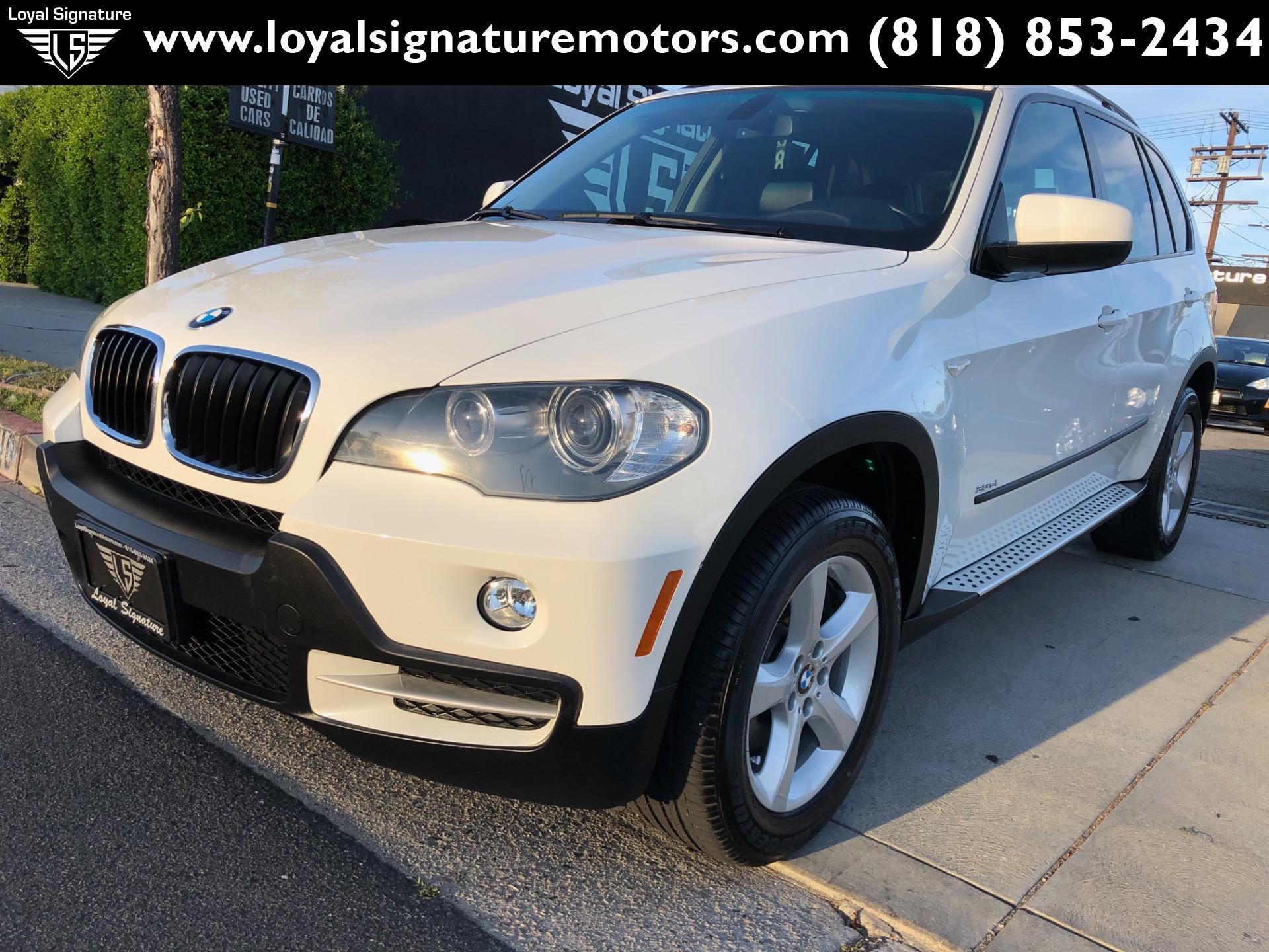 Used-2007-BMW-X5-30si