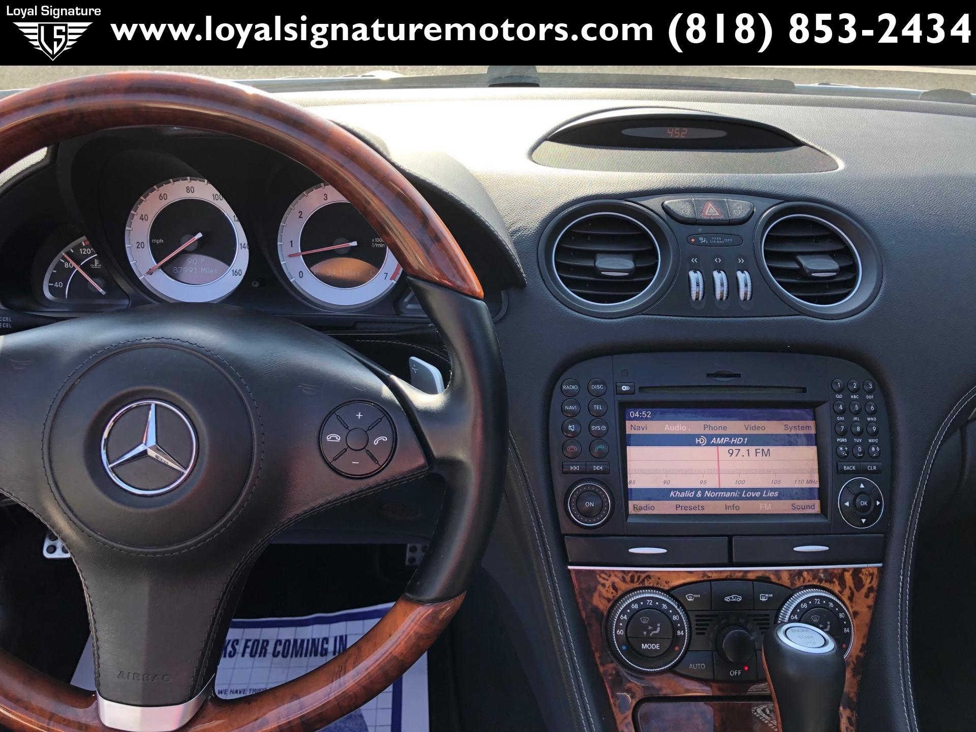 Used-2011-Mercedes-Benz-SL-Class-SL-550