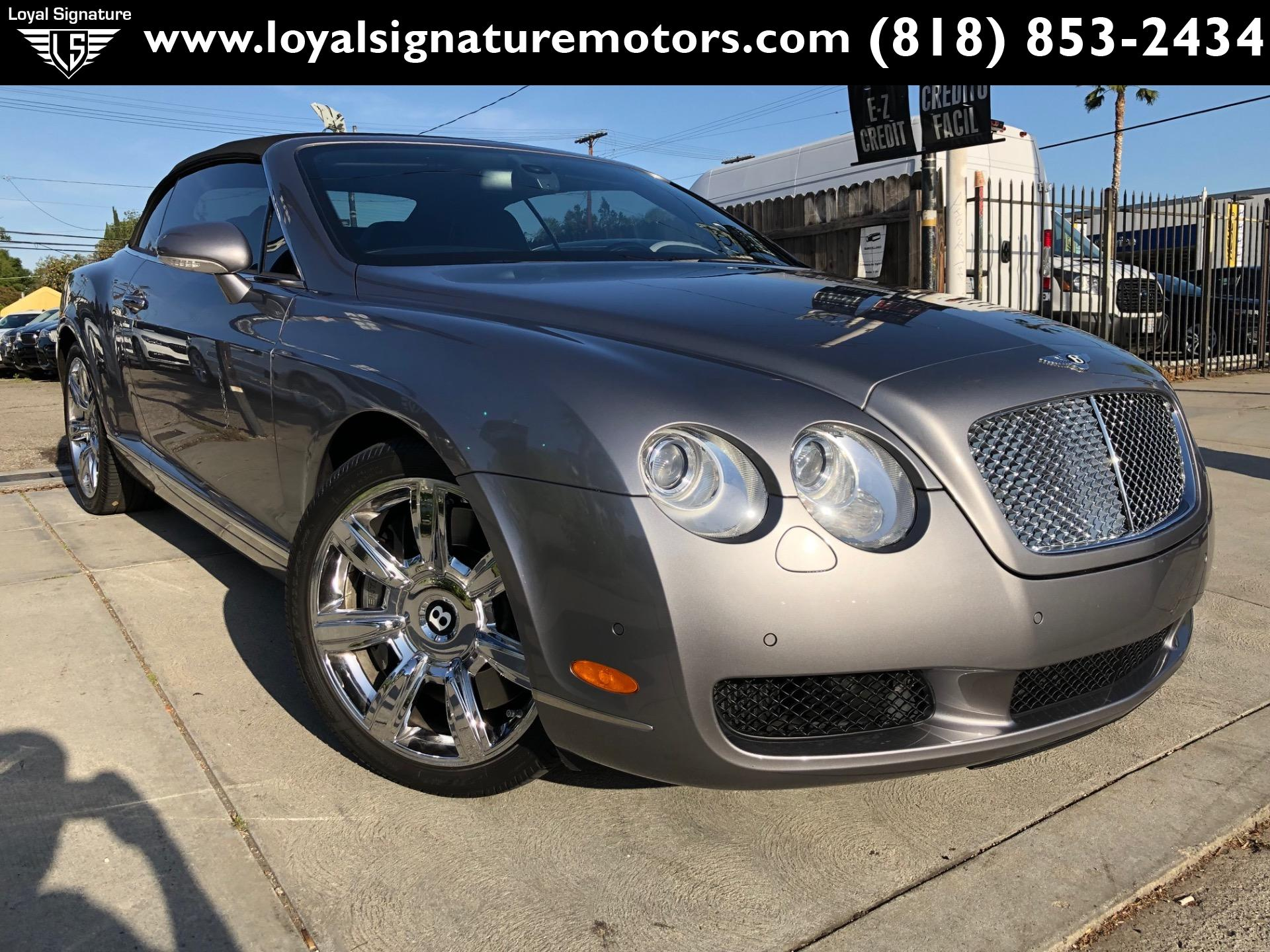 Used 2008 Bentley Continental GT | Van Nuys, CA