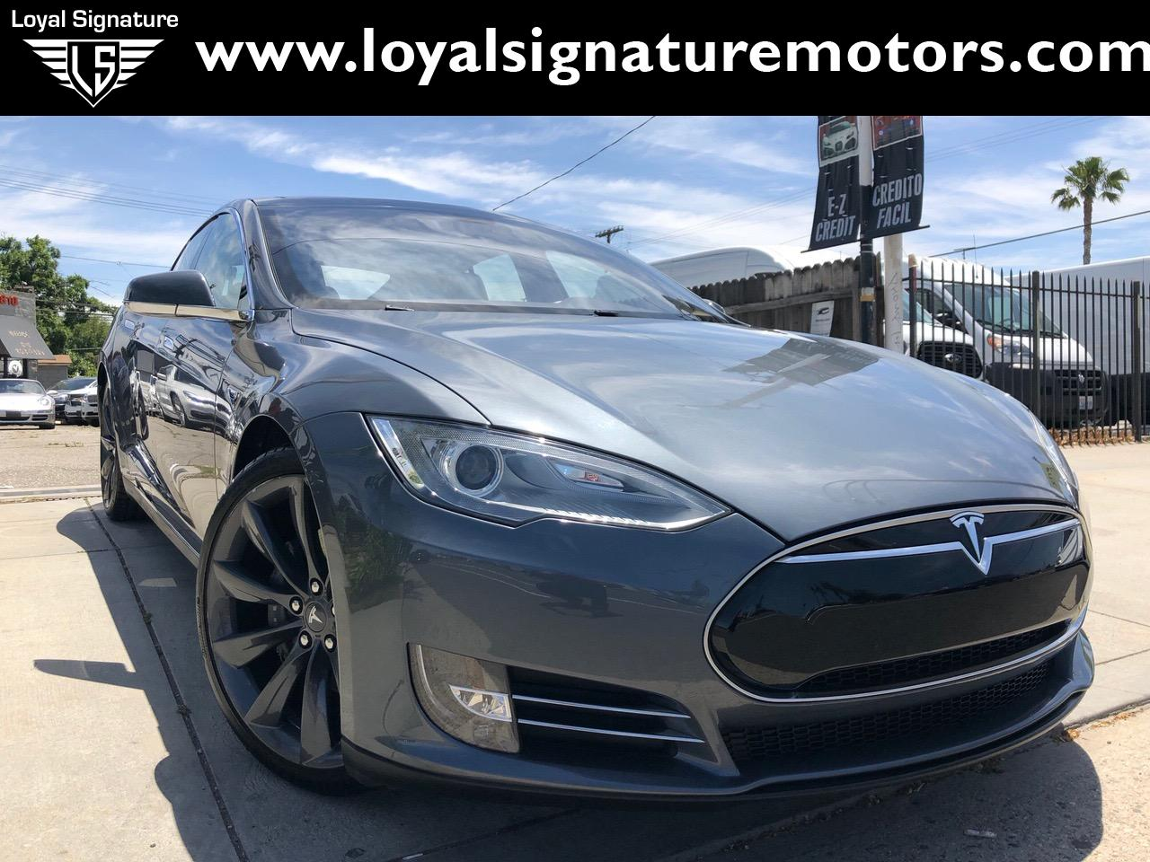 Used 2013 Tesla Model S Performance | Van Nuys, CA