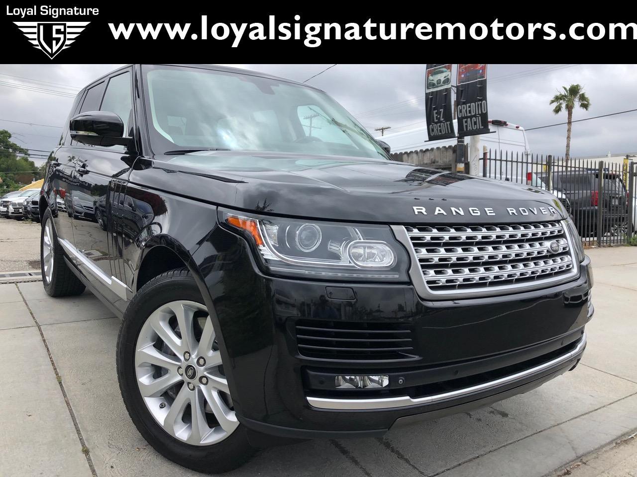 Used 2013 Land Rover Range Rover HSE | Van Nuys, CA
