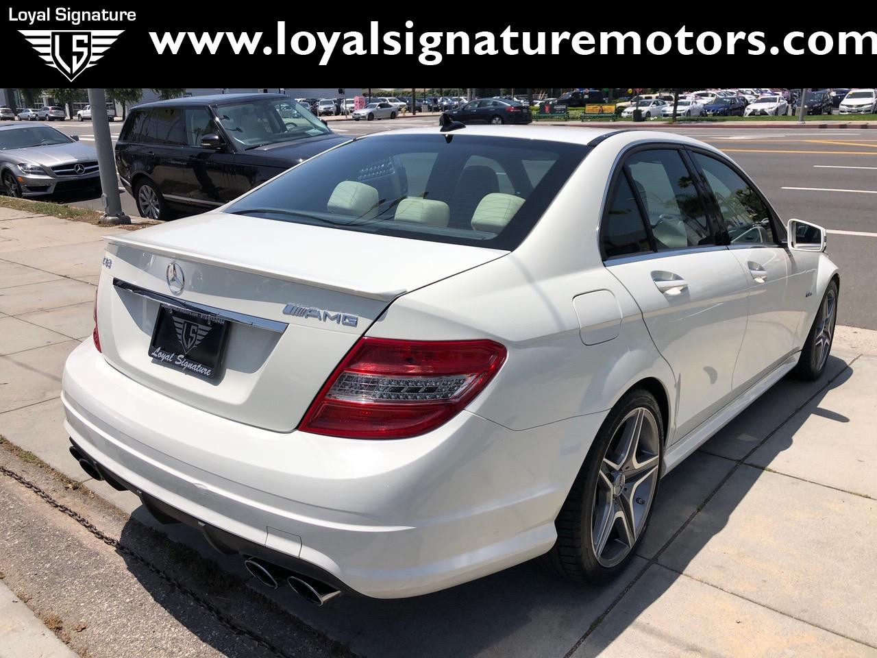 Used-2011-Mercedes-Benz-C-Class-C-63-AMG