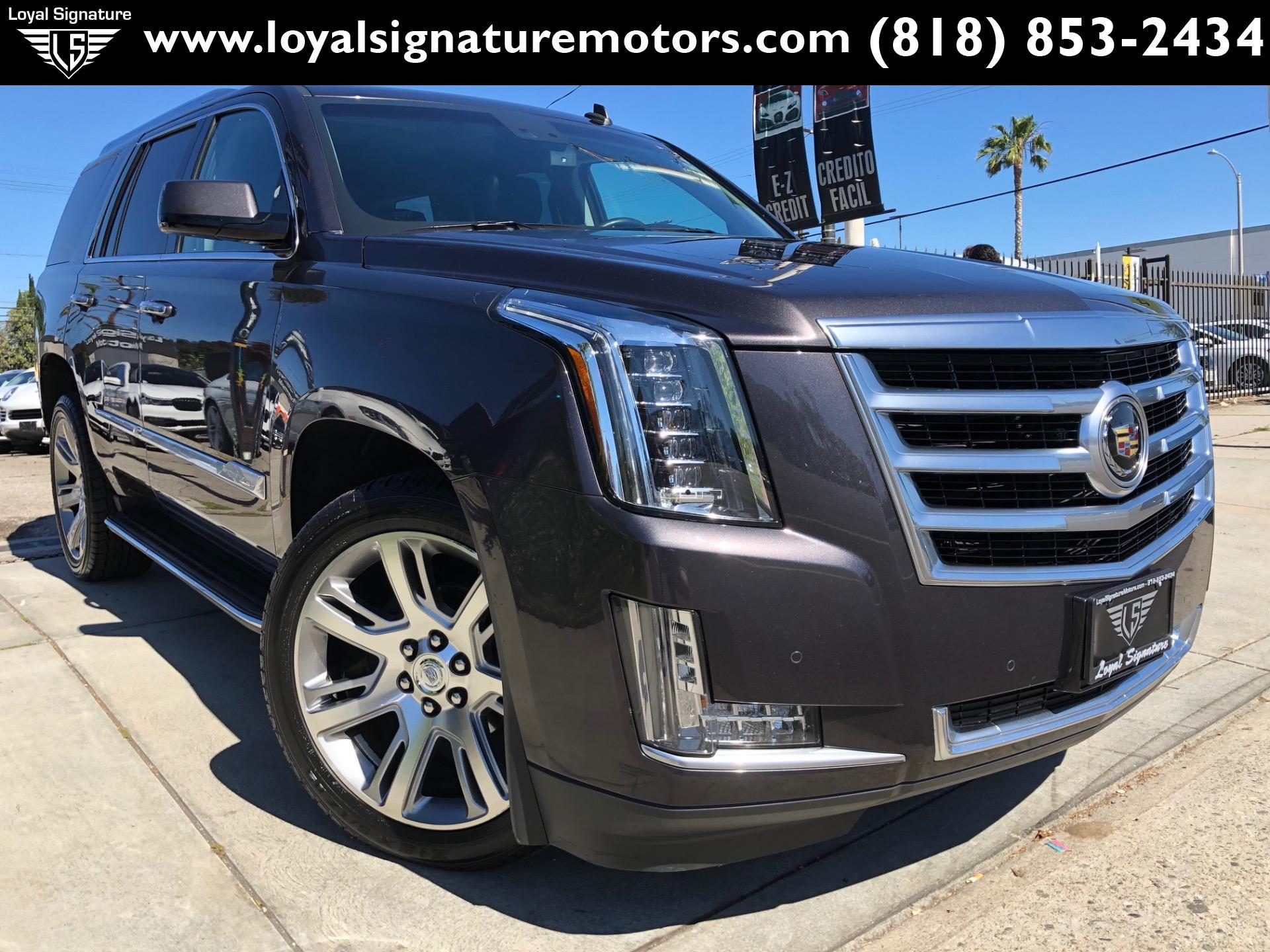 Used 2015 Cadillac Escalade Premium   Van Nuys, CA