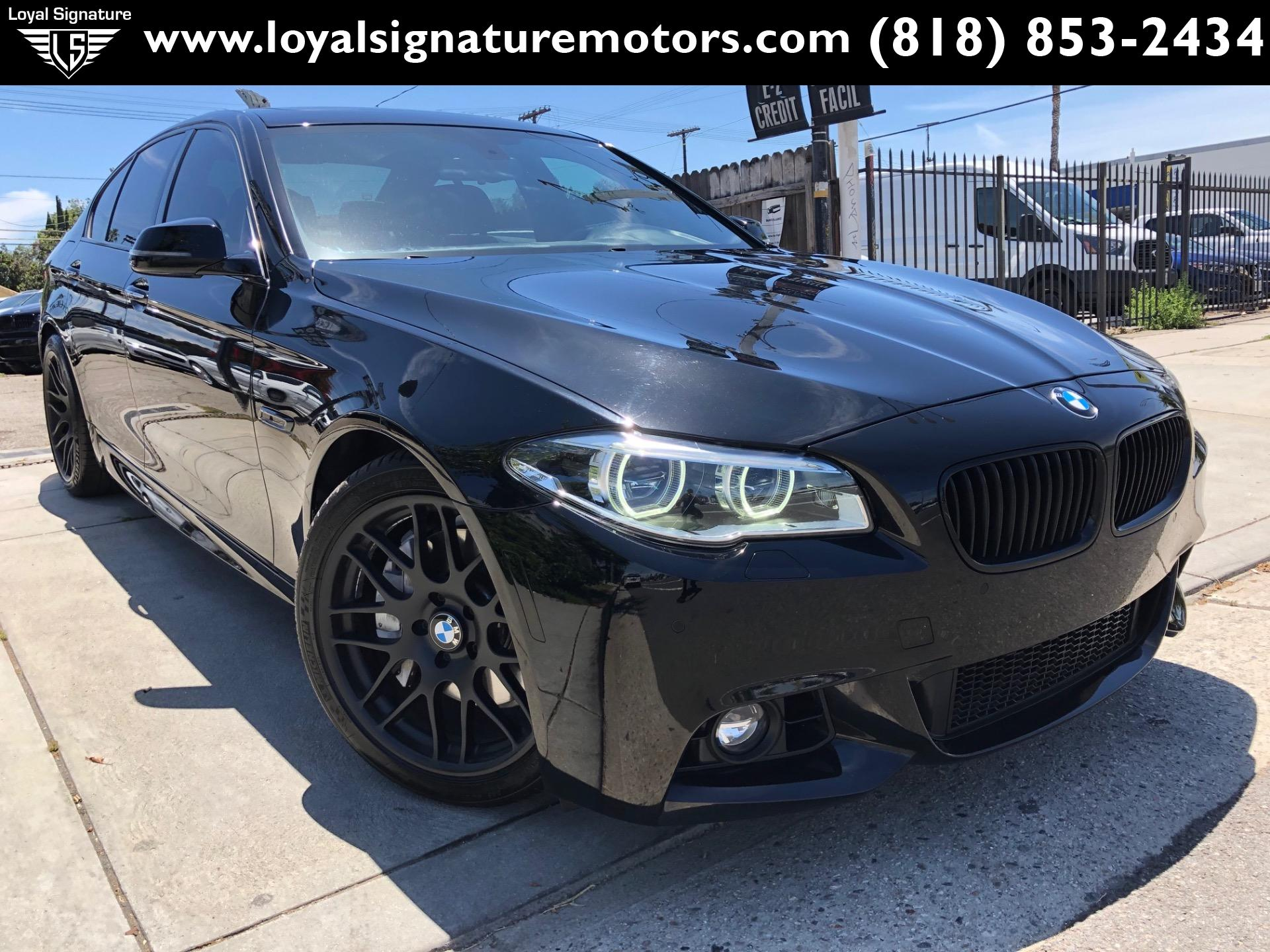 Used 2014 BMW 5 Series 550i | Van Nuys, CA