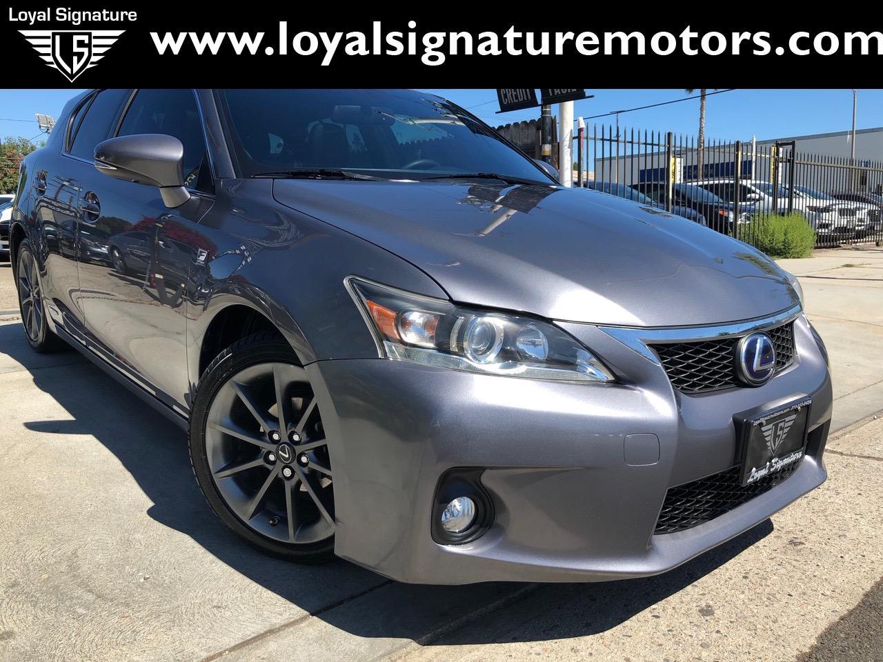 Used 2012 Lexus CT 200h Premium | Van Nuys, CA
