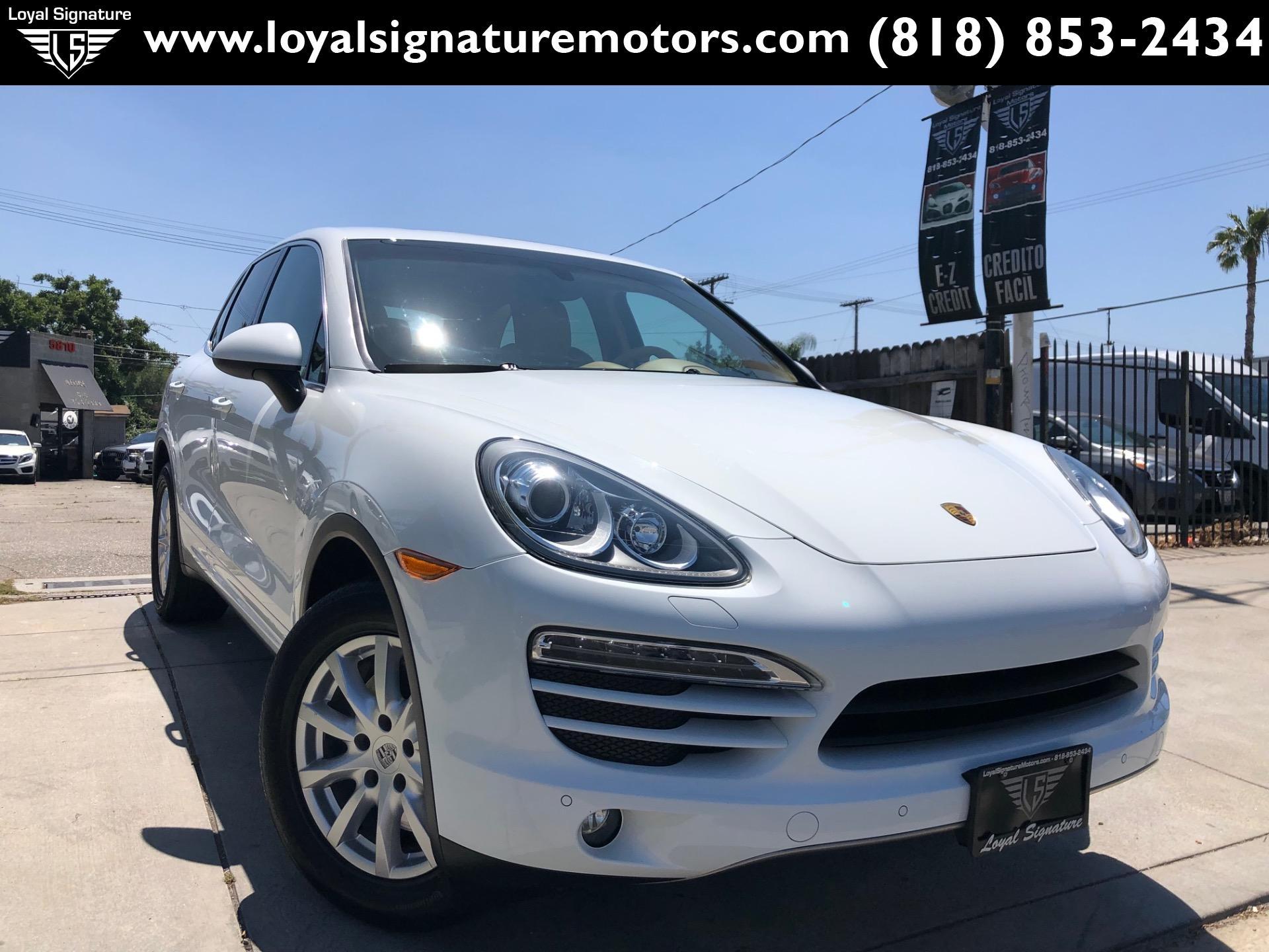 Used 2012 Porsche Cayenne Tiptronic | Van Nuys, CA