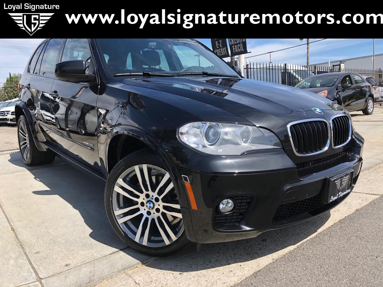 Used 2013 BMW X5 xDrive35i Sport Activity | Van Nuys, CA