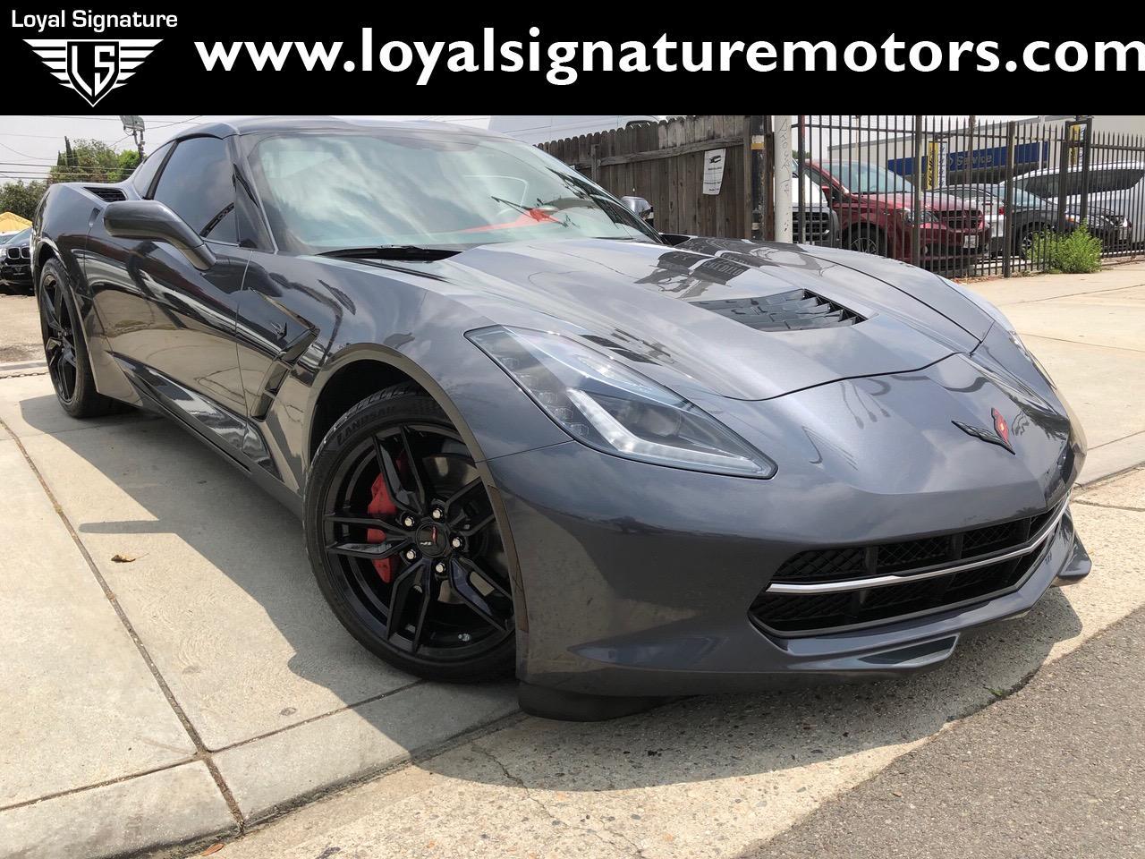 Used 2014 Chevrolet Corvette Stingray   Van Nuys, CA