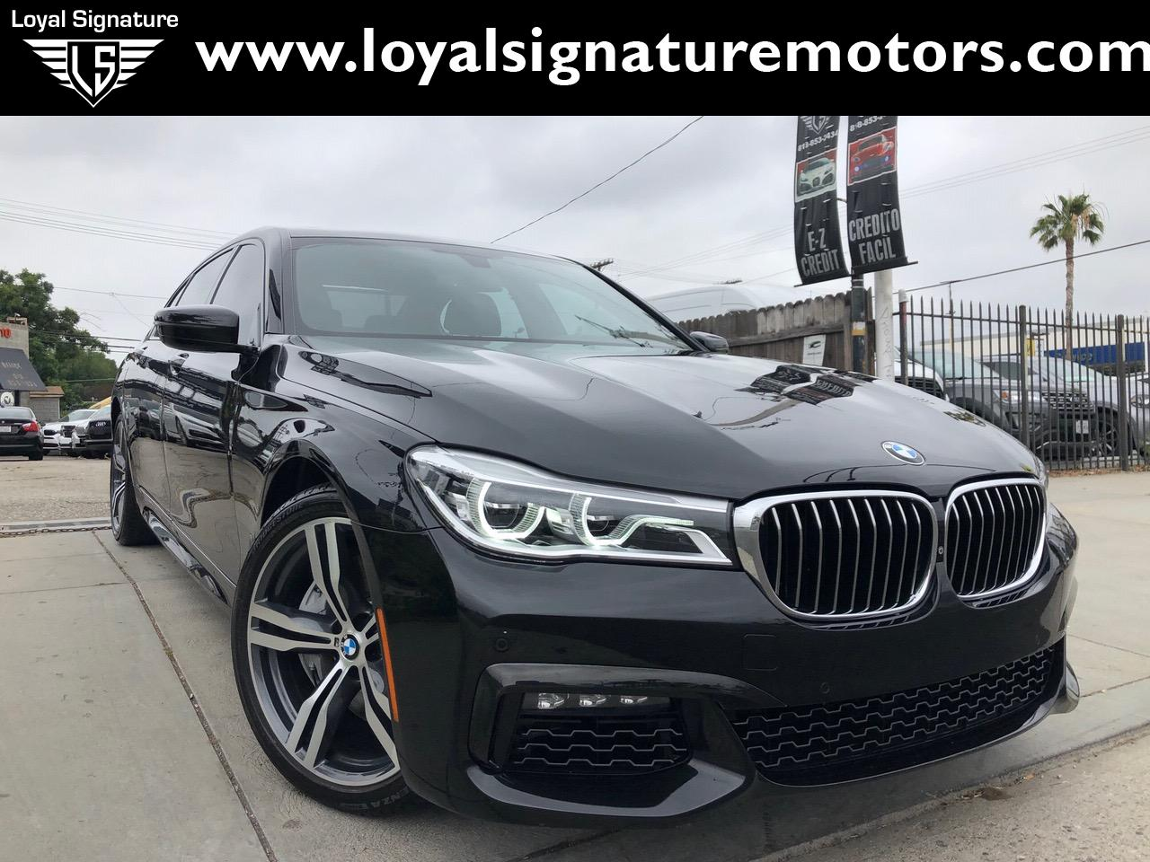 Used 2016 BMW 7 Series 750i xDrive | Van Nuys, CA