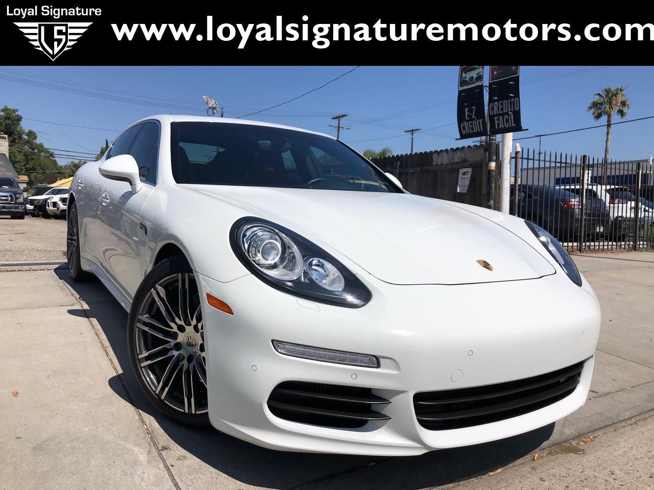 Used 2015 Porsche Panamera S | Van Nuys, CA