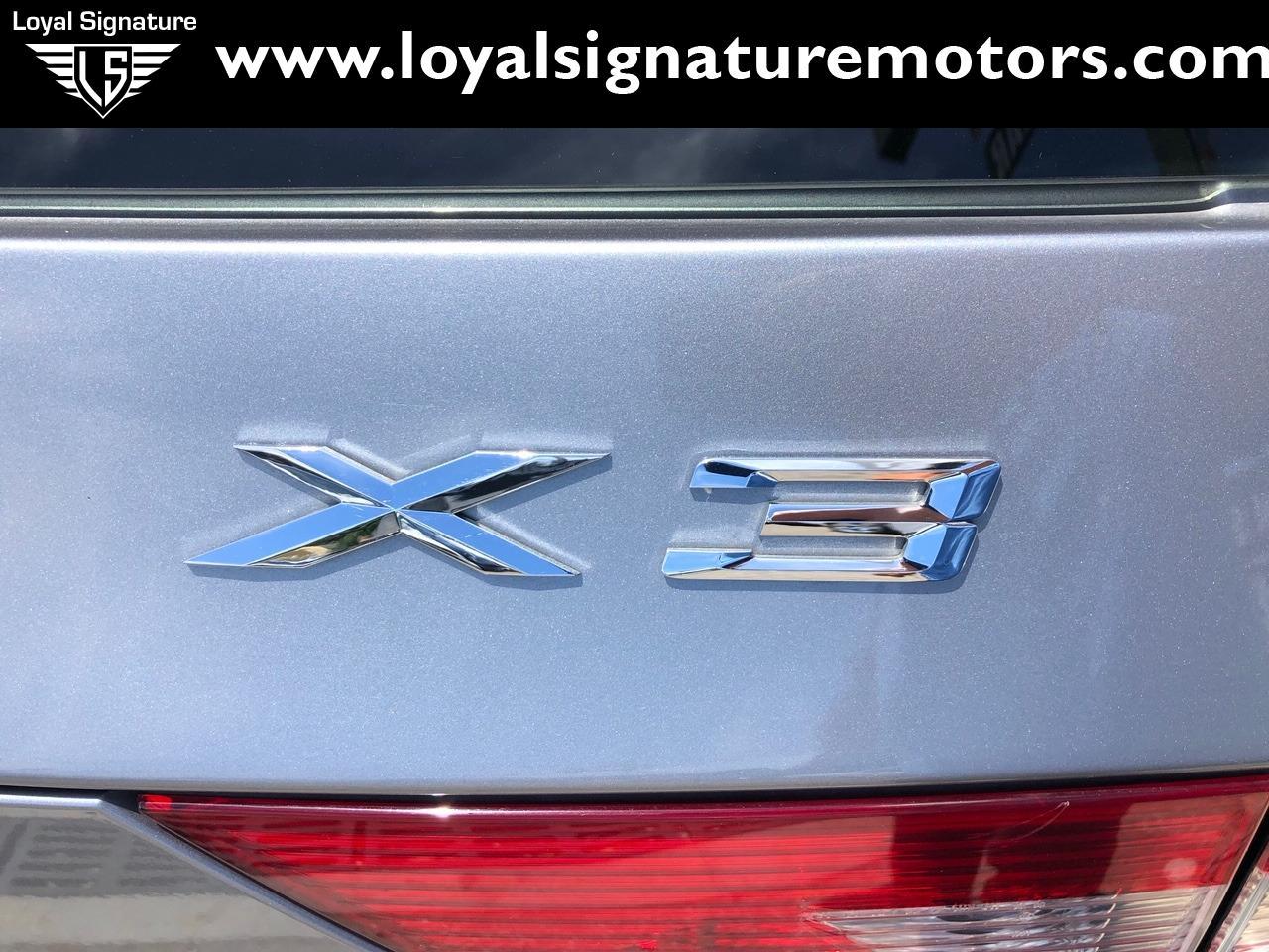 Used-2005-BMW-X3-25i
