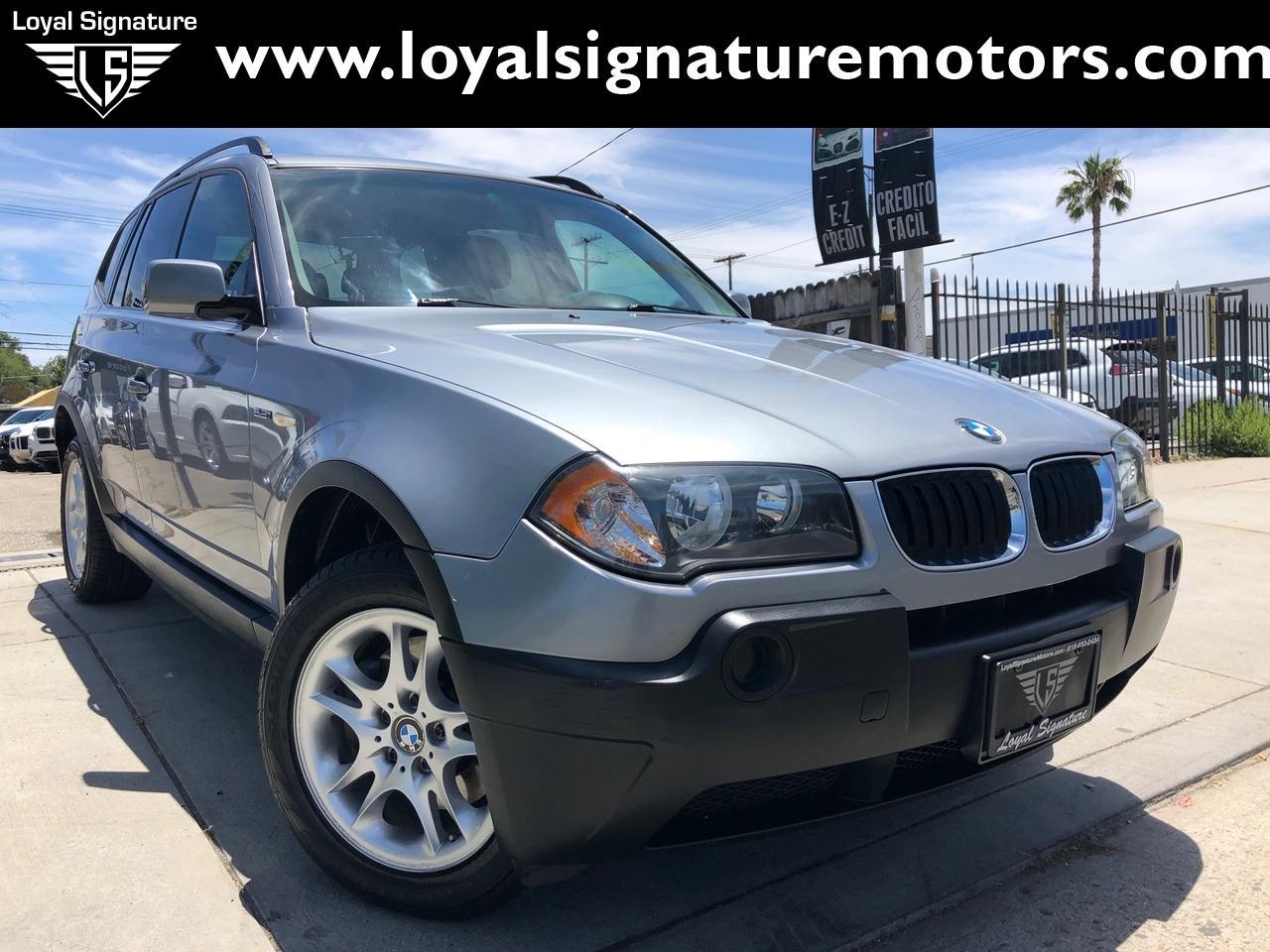 Used 2005 BMW X3 2.5i | Van Nuys, CA