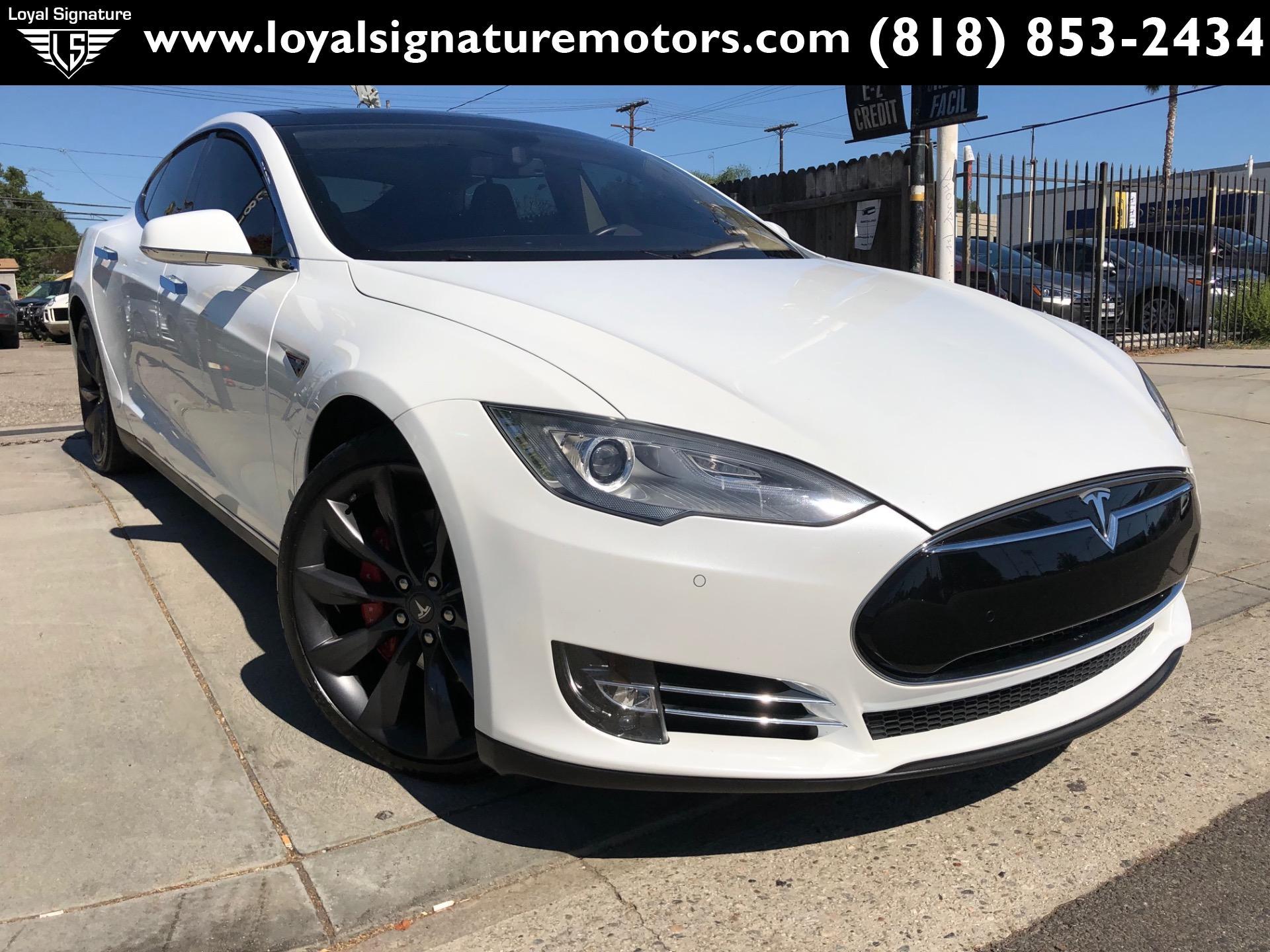 Used 2014 Tesla Model S P85   Van Nuys, CA