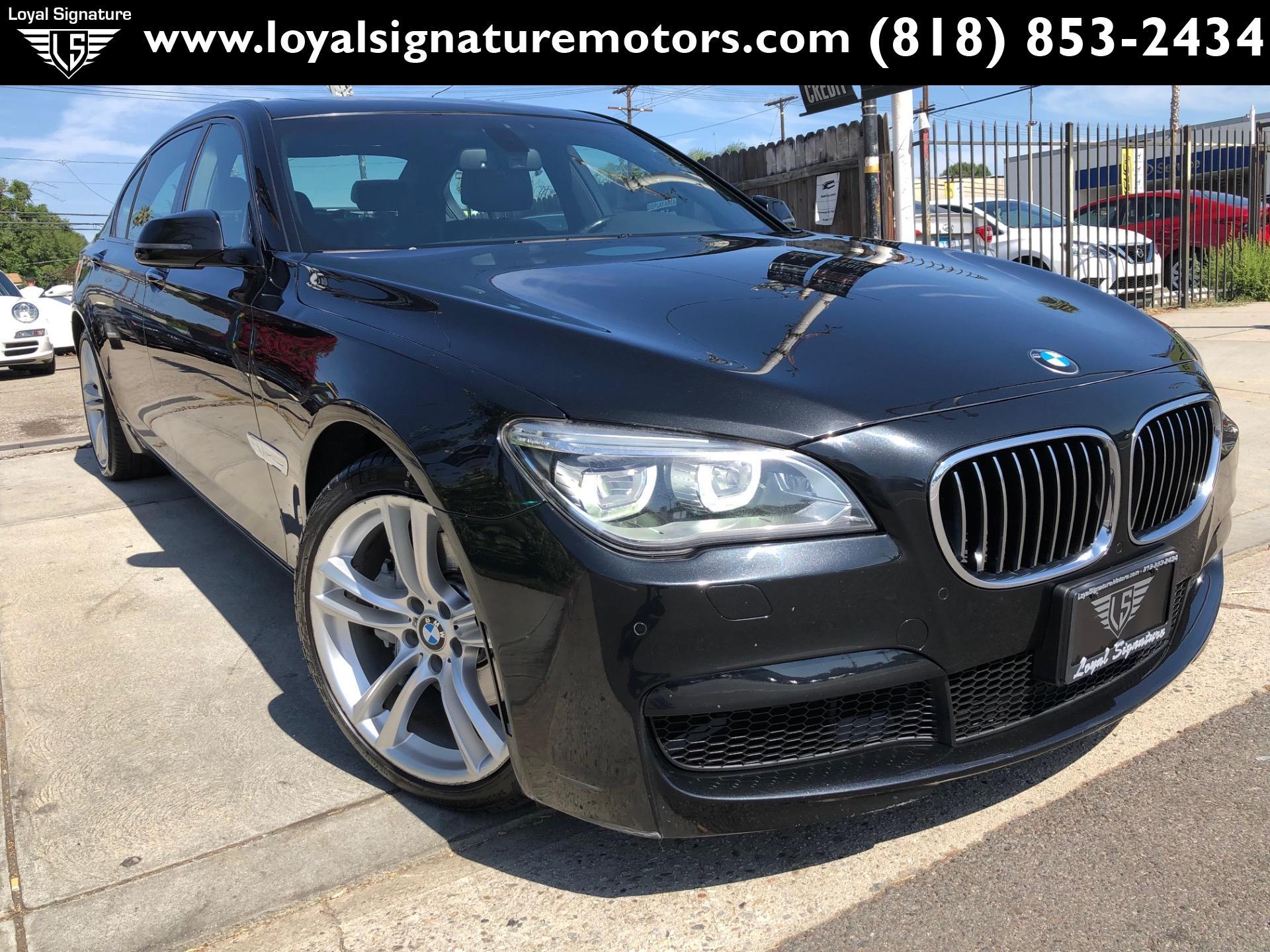 Used 2013 BMW 7 Series 740Li | Van Nuys, CA