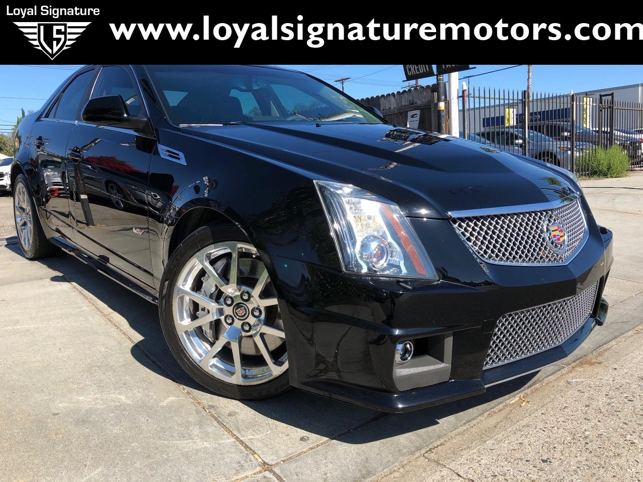 Used 2010 Cadillac CTS-V  | Van Nuys, CA