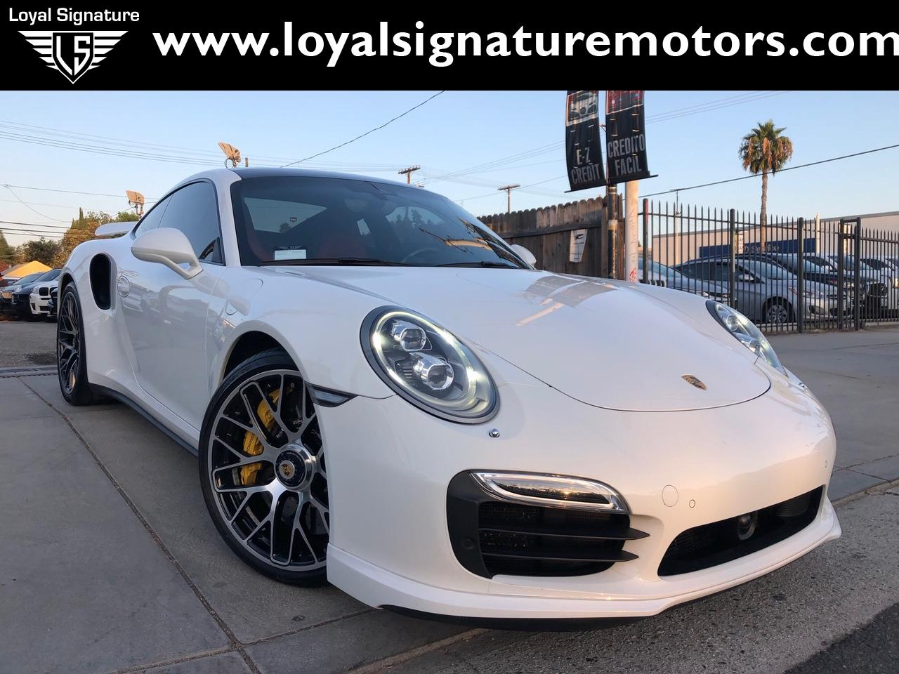 Used 2014 Porsche 911 Turbo S | Van Nuys, CA