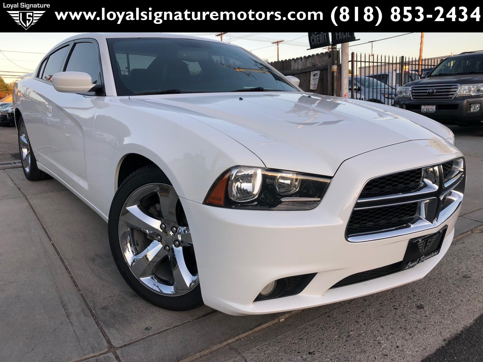 Used 2014 Dodge Charger SXT Plus | Van Nuys, CA