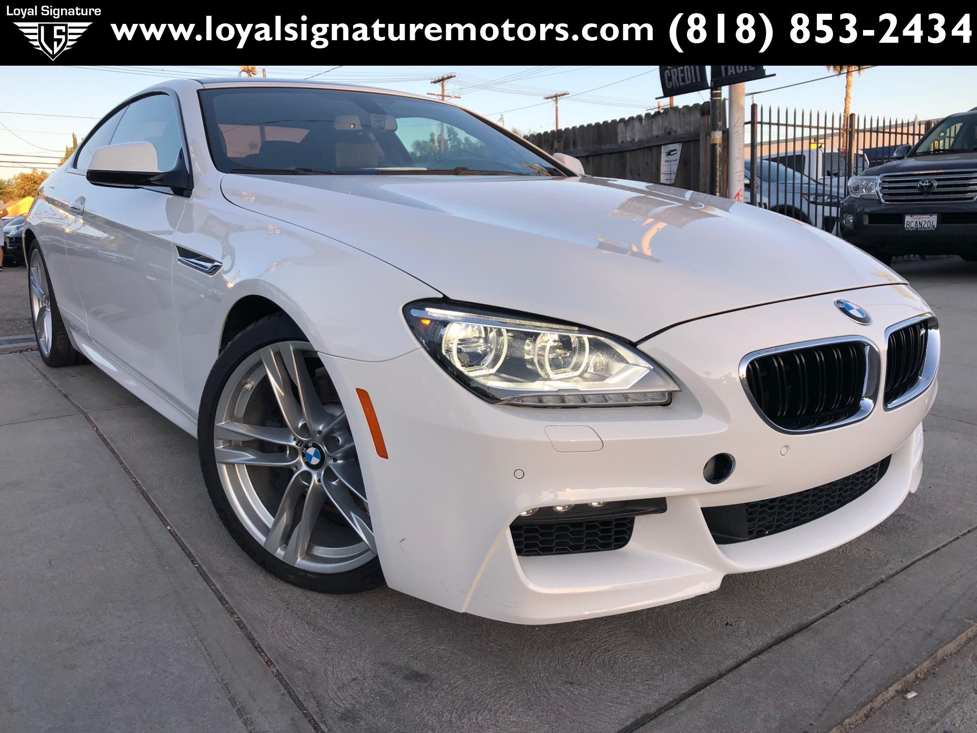 Used 2015 BMW 6 Series 640i | Van Nuys, CA