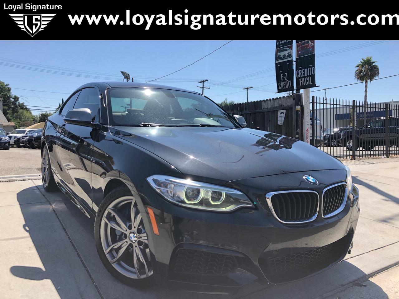 Used 2015 BMW 2 Series M235i | Van Nuys, CA