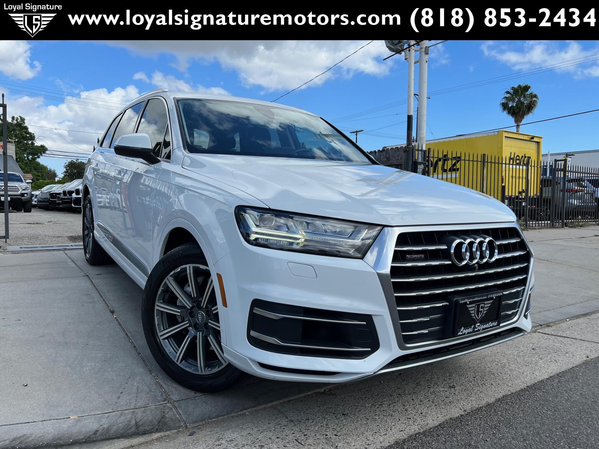 Used 2017 Audi Q7 3.0T quattro Premium Plus | Van Nuys, CA