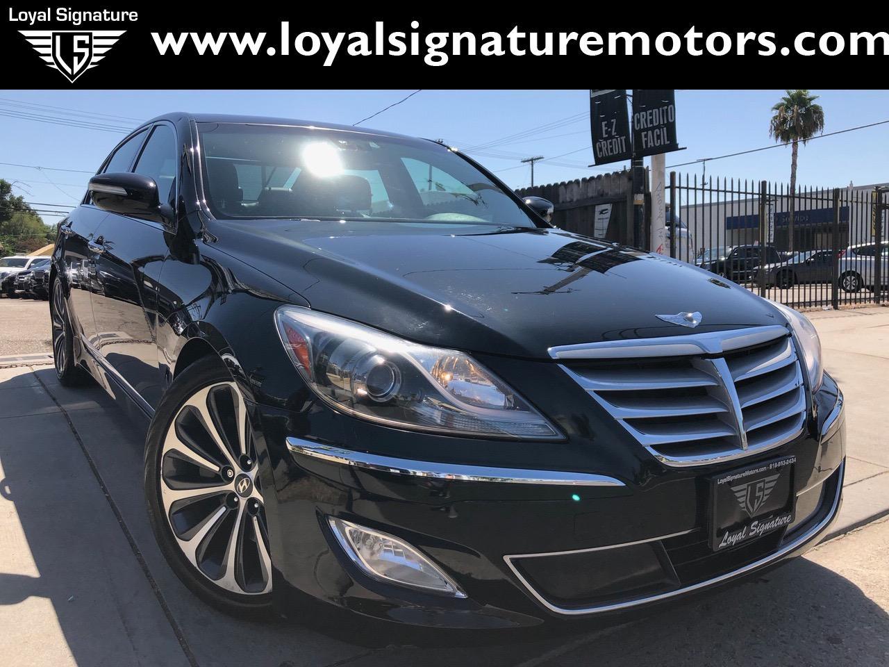 Used 2012 Hyundai Genesis 5.0L R-Spec | Van Nuys, CA