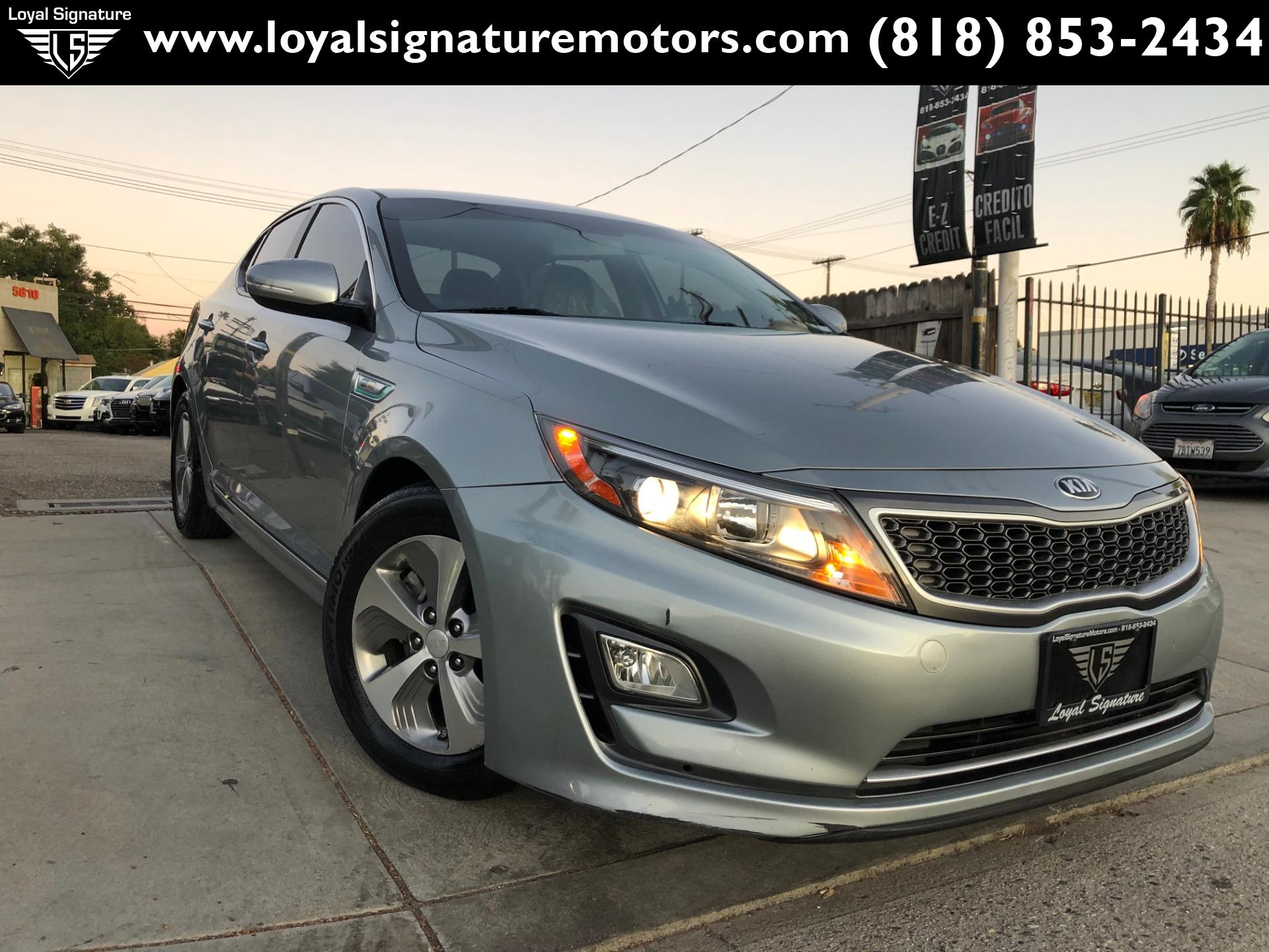 Used 2015 Kia Optima Hybrid  | Van Nuys, CA