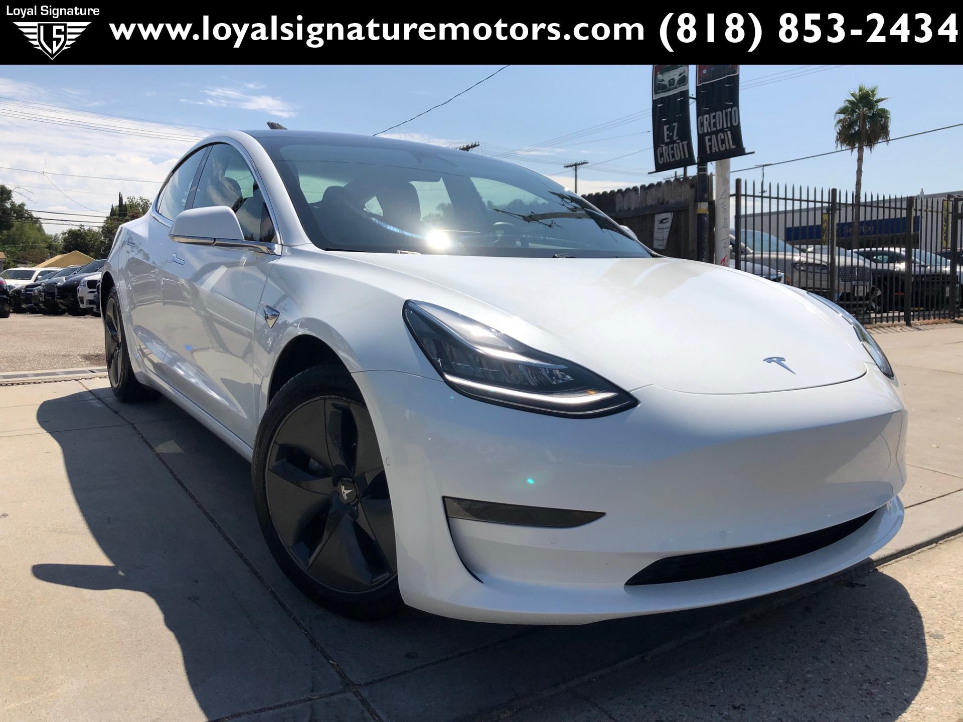 Used 2018 Tesla Model 3 Long Range | Van Nuys, CA