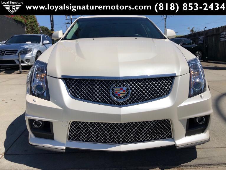 Used-2012-Cadillac-CTS-V