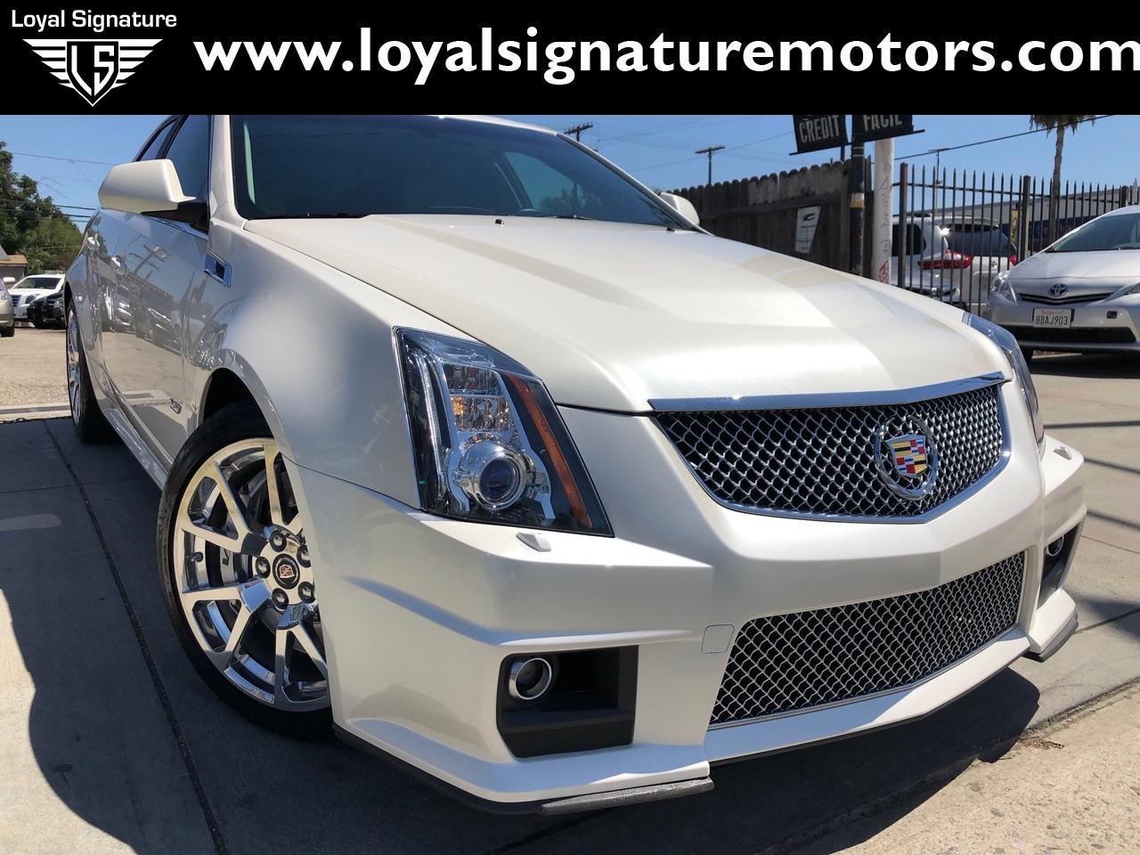 Used 2012 Cadillac CTS-V  | Van Nuys, CA