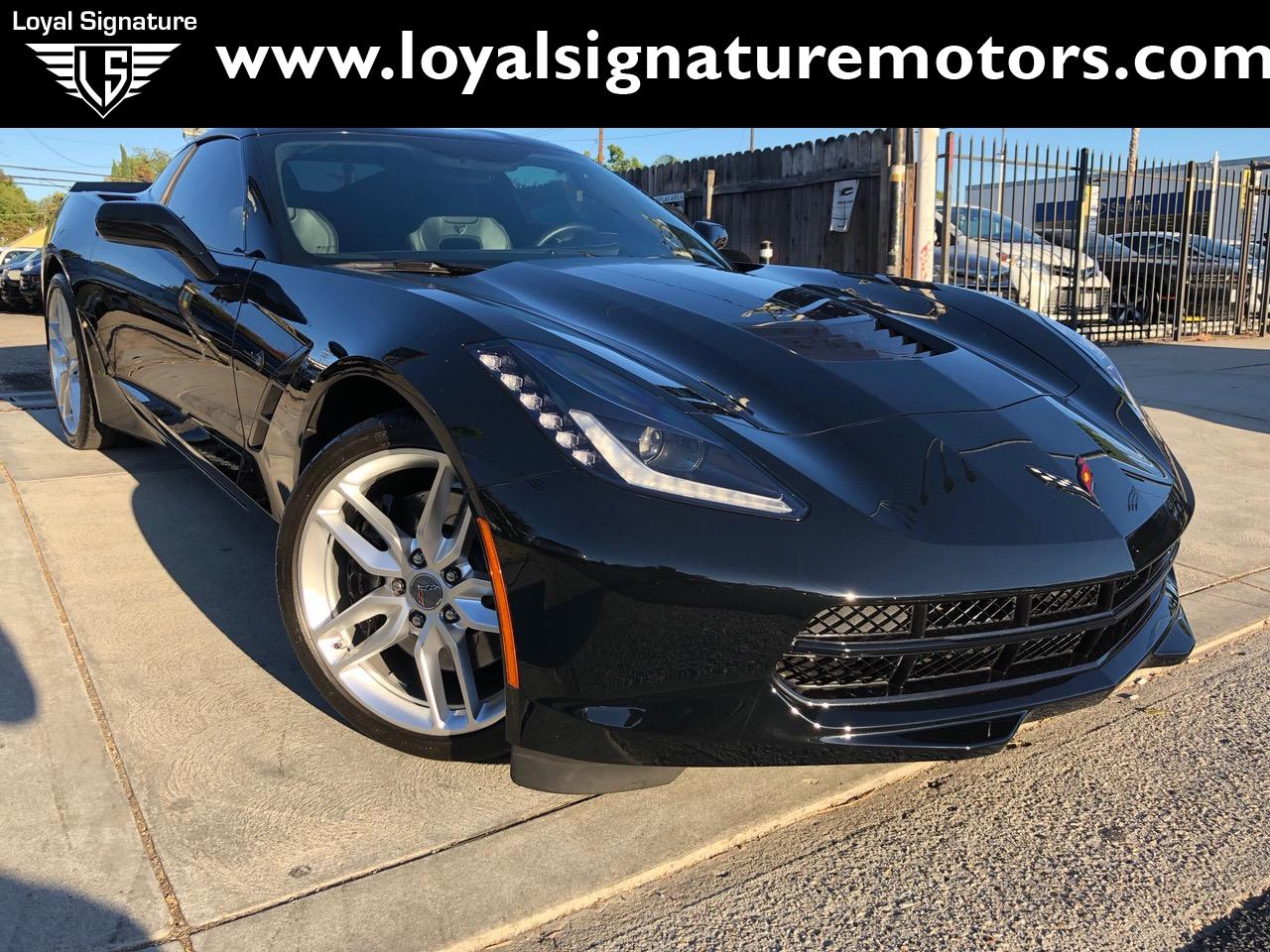 Used 2014 Chevrolet Corvette Stingray Z51 | Van Nuys, CA
