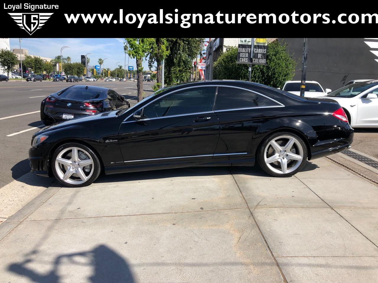 Used-2008-Mercedes-Benz-CL-Class-CL-63-AMG