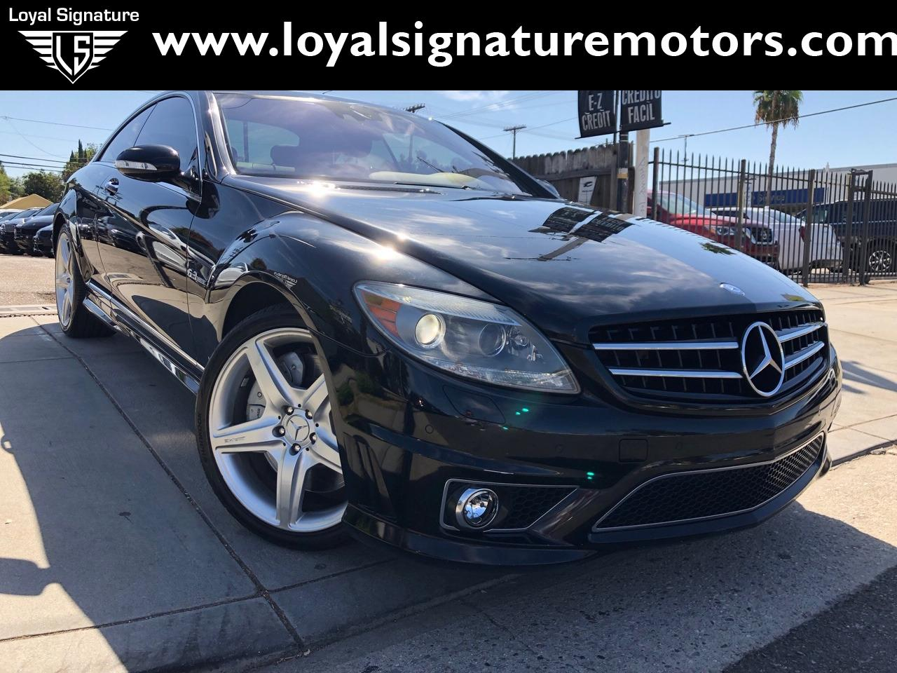 Used 2008 Mercedes-Benz CL-Class CL 63 AMG | Van Nuys, CA