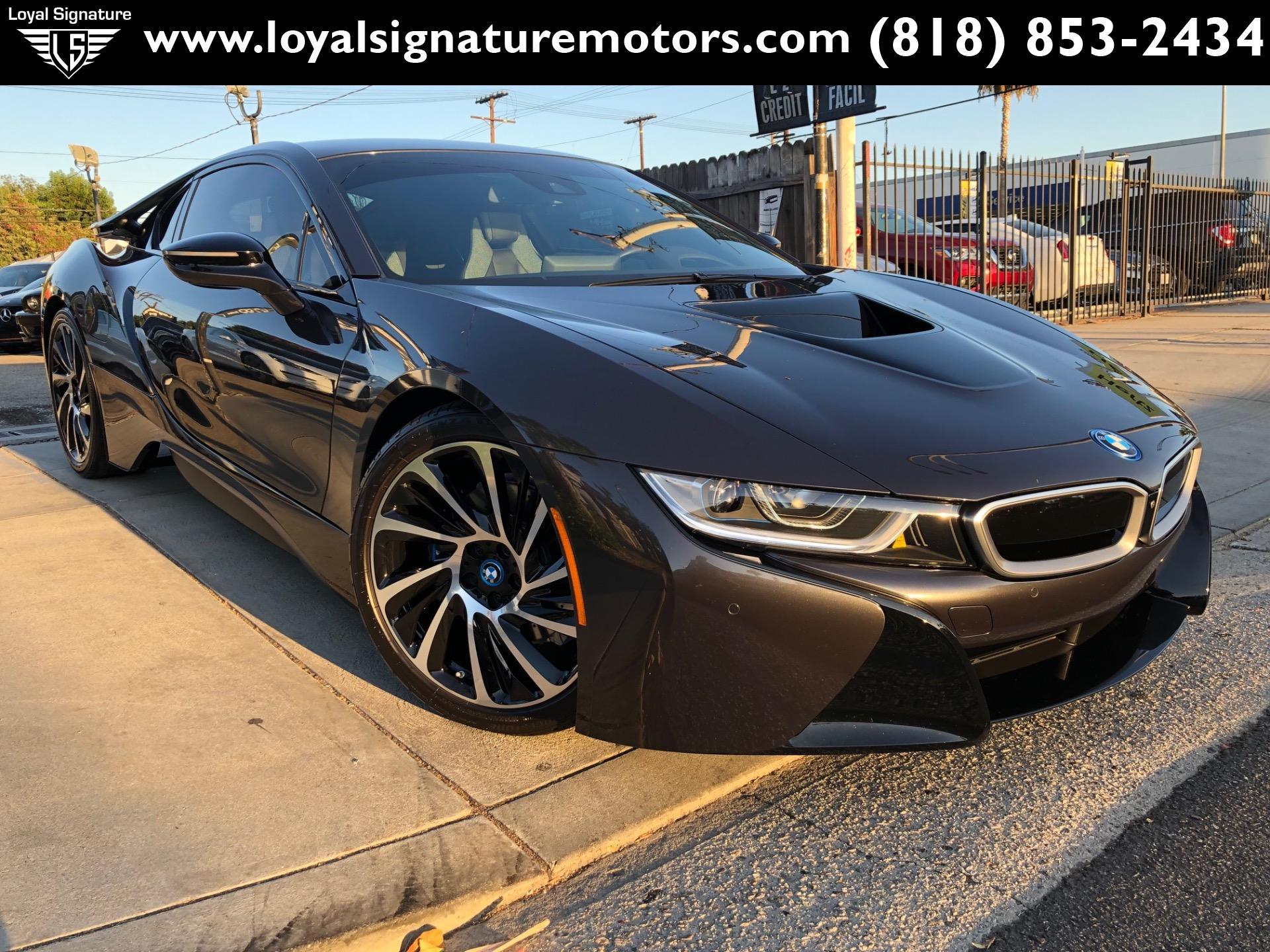 Used 2016 BMW i8  | Van Nuys, CA